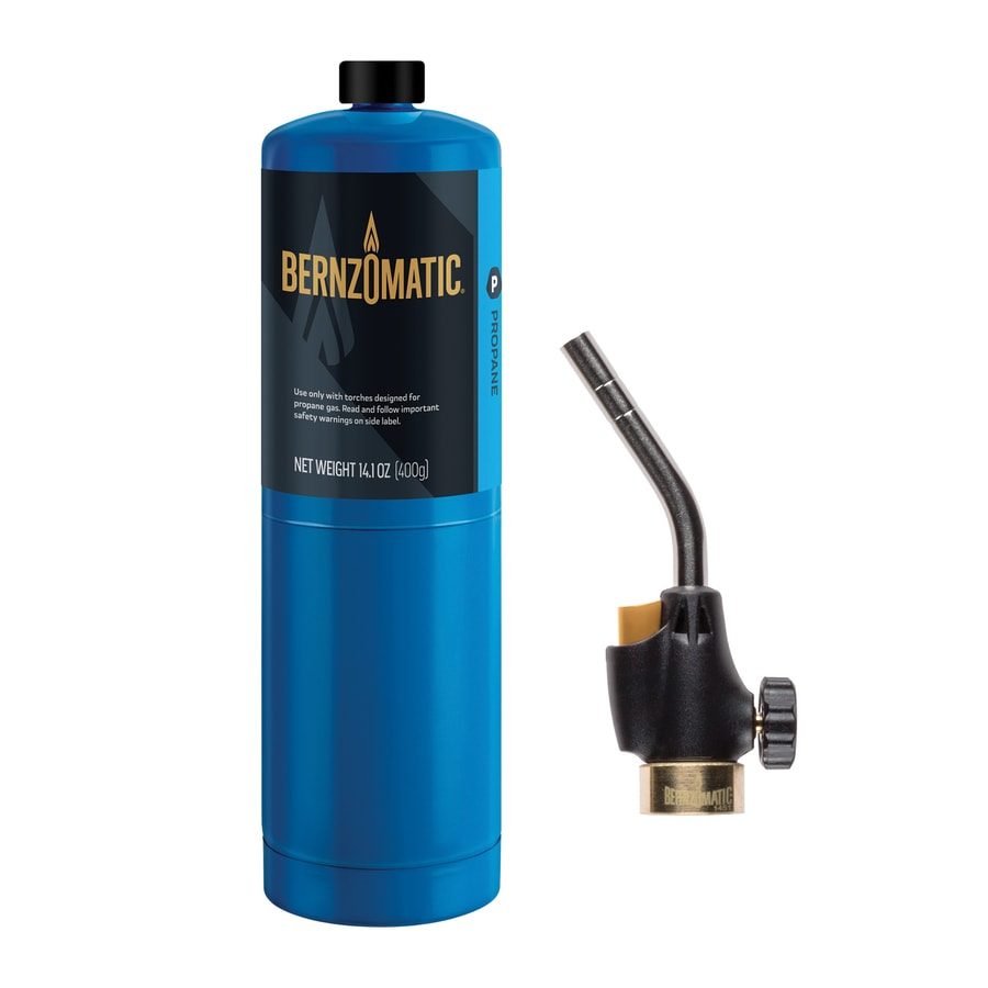 BernzOmatic Self-Igniting Torch Kit