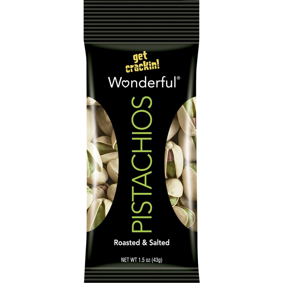 Paramount Farms 1.5-oz Wonderful Pistachios Nuts
