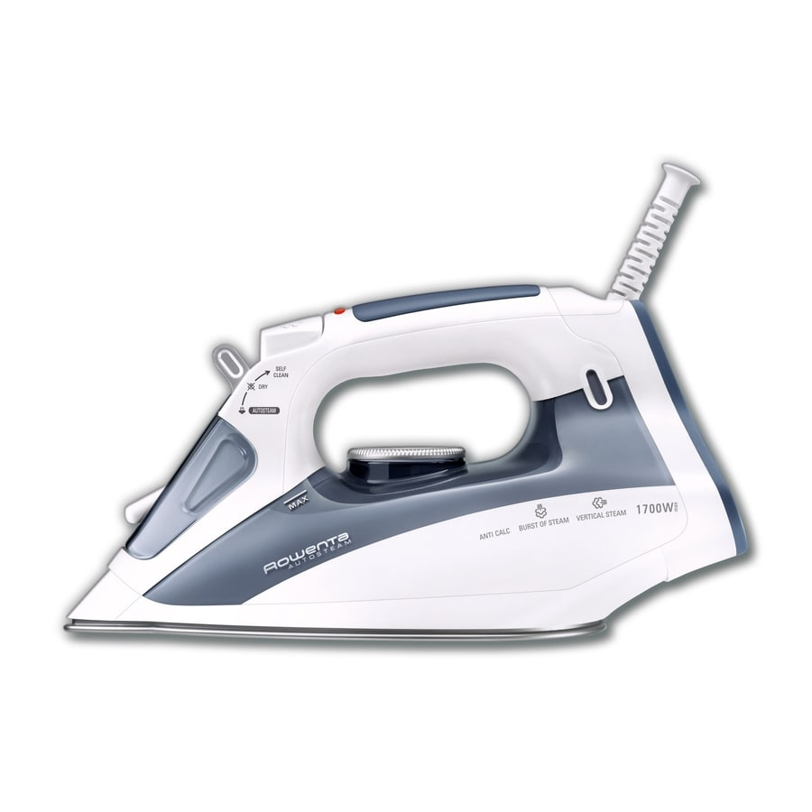 Rowenta Auto-Steam 3-Way Shut-Off Iron