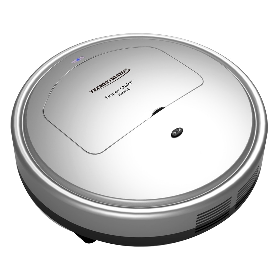 TECHKO Hard Surface Wet/Dry Option Robotic Vacuum
