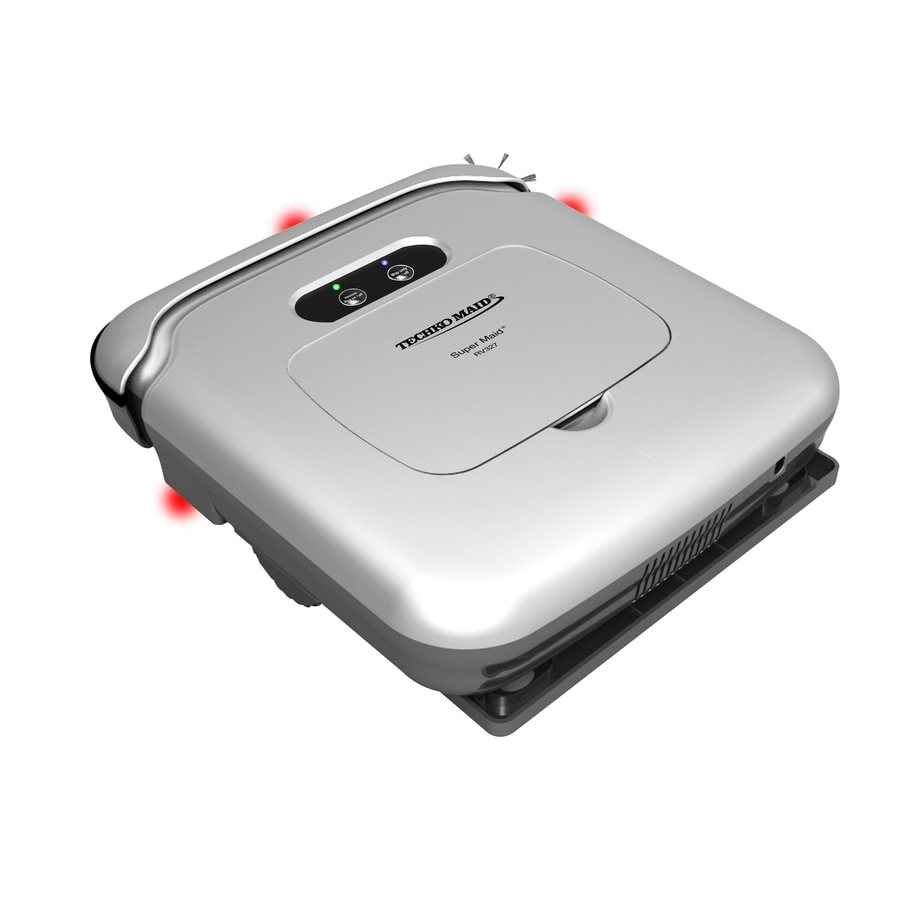 TECHKO Hard Floor/Carpet Wet/Dry Option Robotic Vacuum