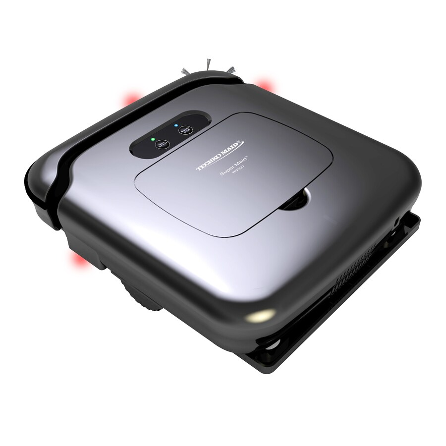 TECHKO Hard Floor/Carpet Wet-Dry Option Robotic Vacuum