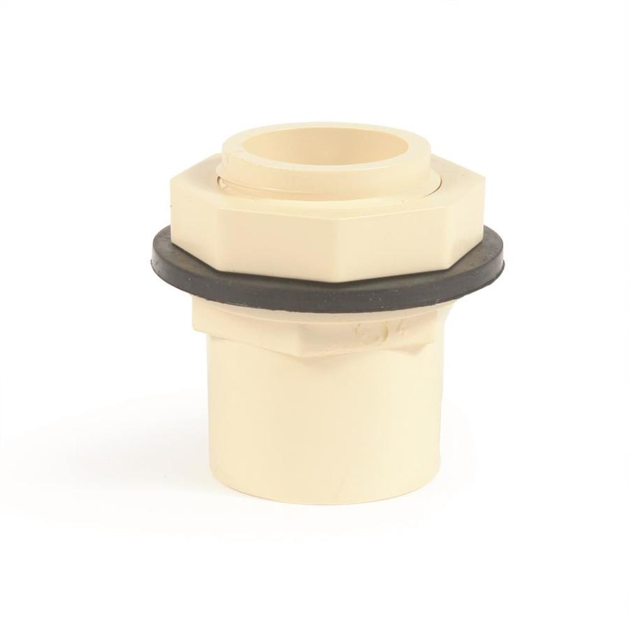 Camco Wtr Htr Pvc Drain Pan Fitting In The Water Heater Accessories Department At Lowes Com