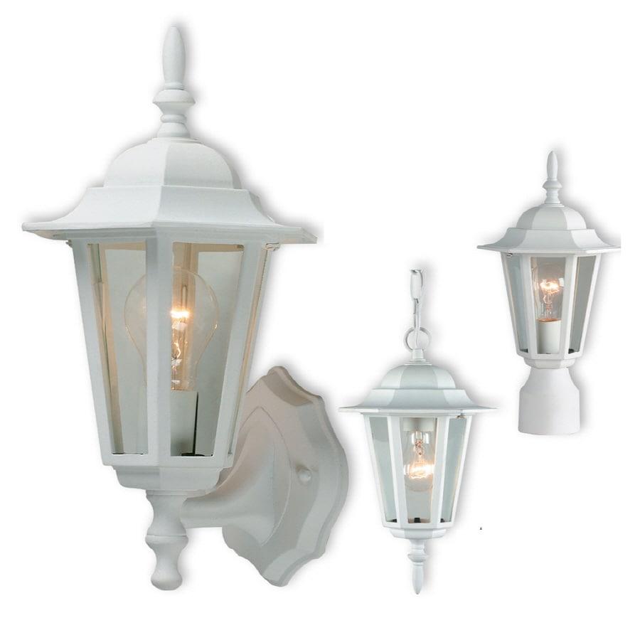 Royce Lighting 14.01-in H White Lantern