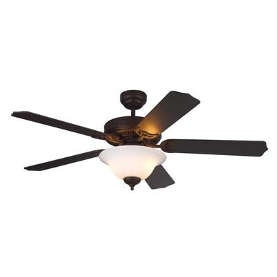 Monte Carlo Homeowner Max 52 In Bronze Indoor Ceiling Fan