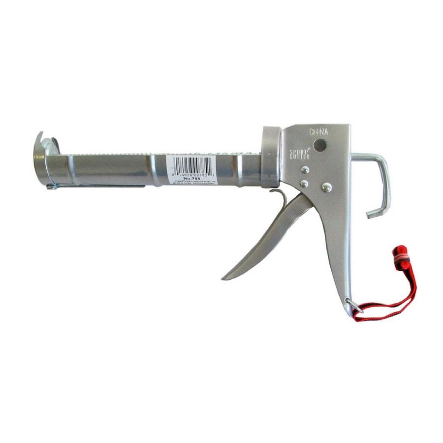 Z-PRO 9-1/2-in Barrel Caulk Gun withTip Cutter