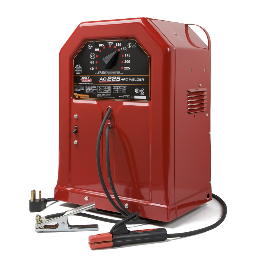 Shop Welding Soldering At Also 220 Volt Welder To Generator Adapter On Cord Wiring Lincoln Electric 240 225 Amp Stick