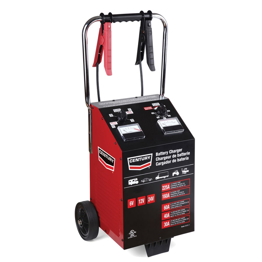 Shop Century 225 Amp Battery Charger At Lowes