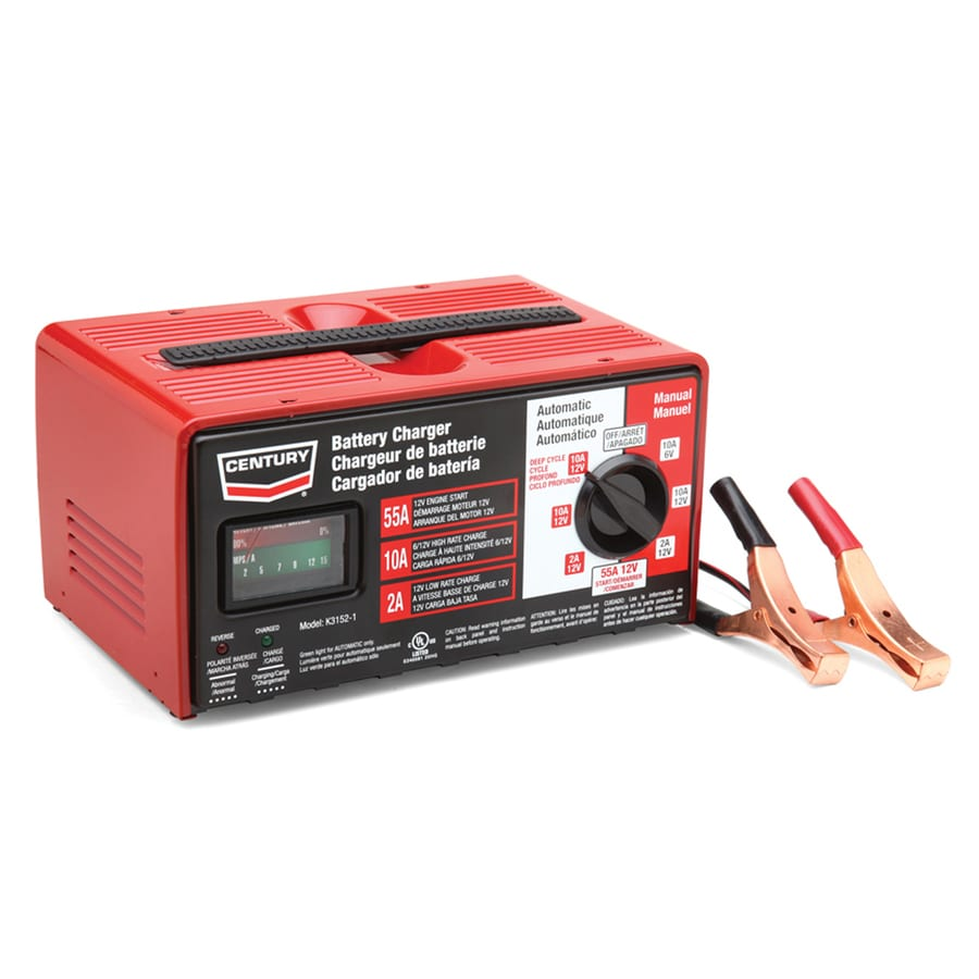 Century 55-Amp Battery Charger
