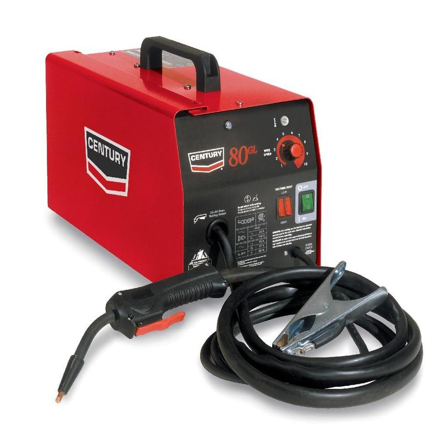Lincoln Electric 120 Volt 300 Amp Flux Cored Wire Feed Welder