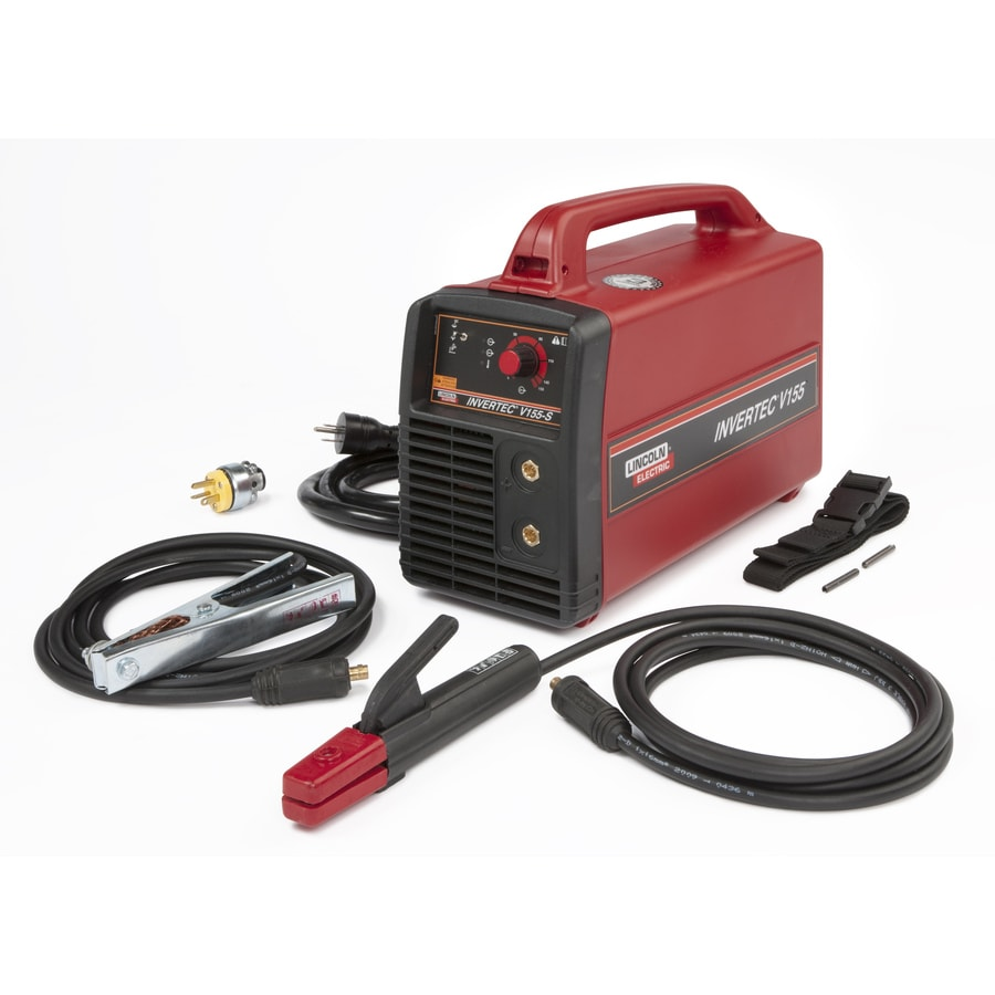 Lincoln Welders For Sale >> Lincoln Electric 120 Volt Stick Welder At Lowes Com