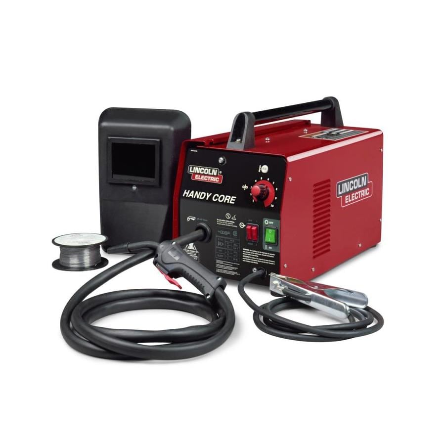 Lincoln Electric 120 Volt Flux Cored Wire Feed Welder