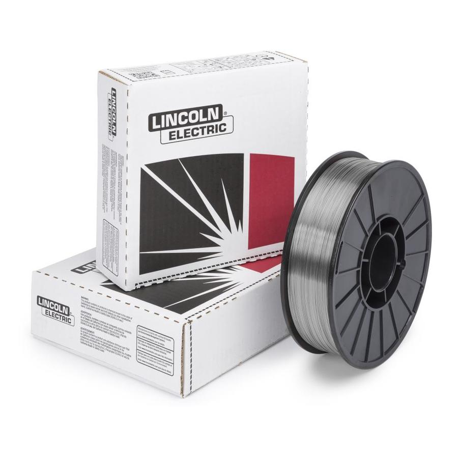 Lincoln Electric 10-lb 0.03-in All Positions Flux Welding Wire