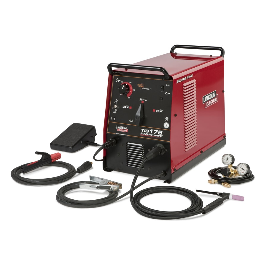 Shop lincoln electric 240 volt air cooled tig welder at lowes lincoln electric 240 volt air cooled tig welder sciox Choice Image