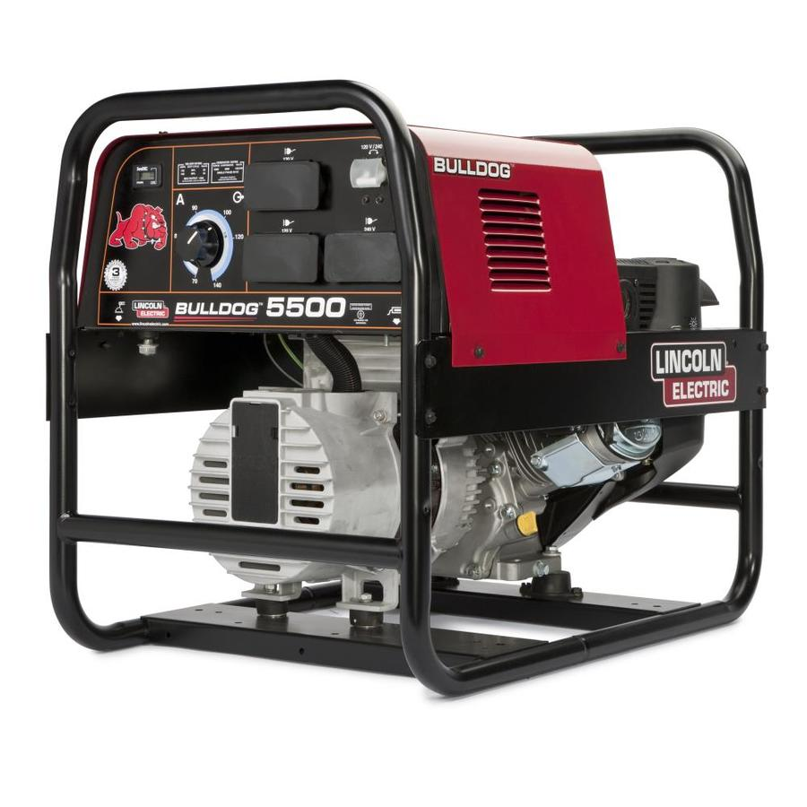 Lincoln Electric 9-HP 3600-RPM Stick Welder Generator