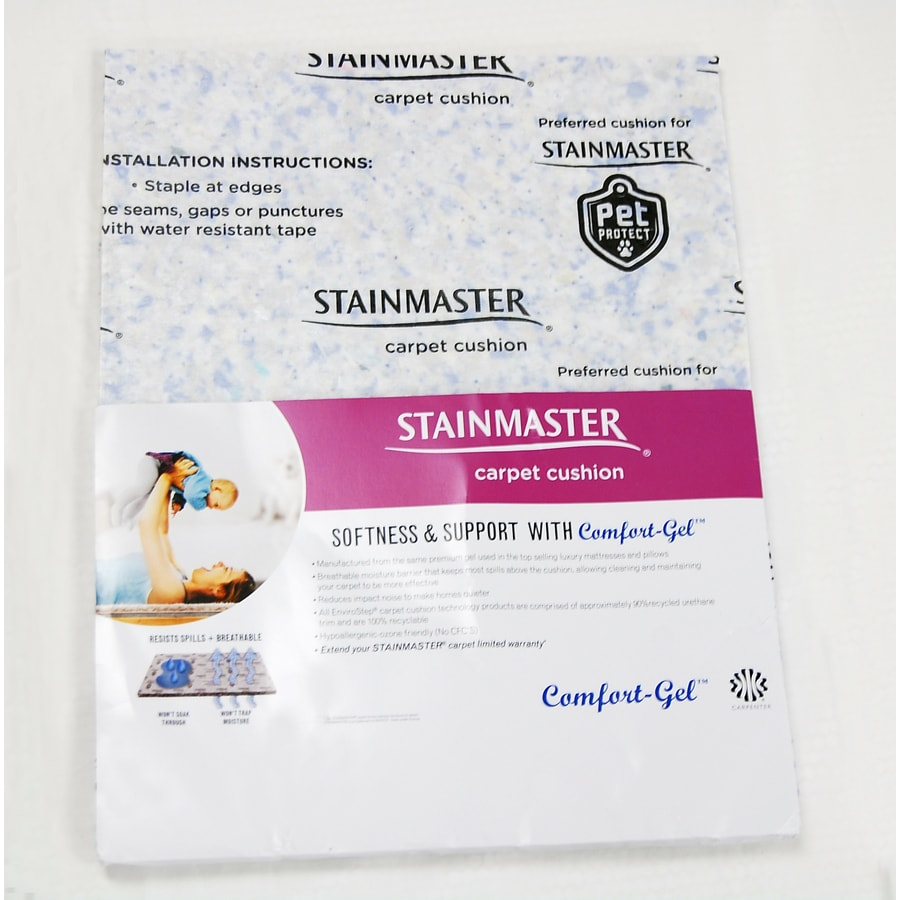 Stainmaster 12 7mm Rebond Carpet Padding