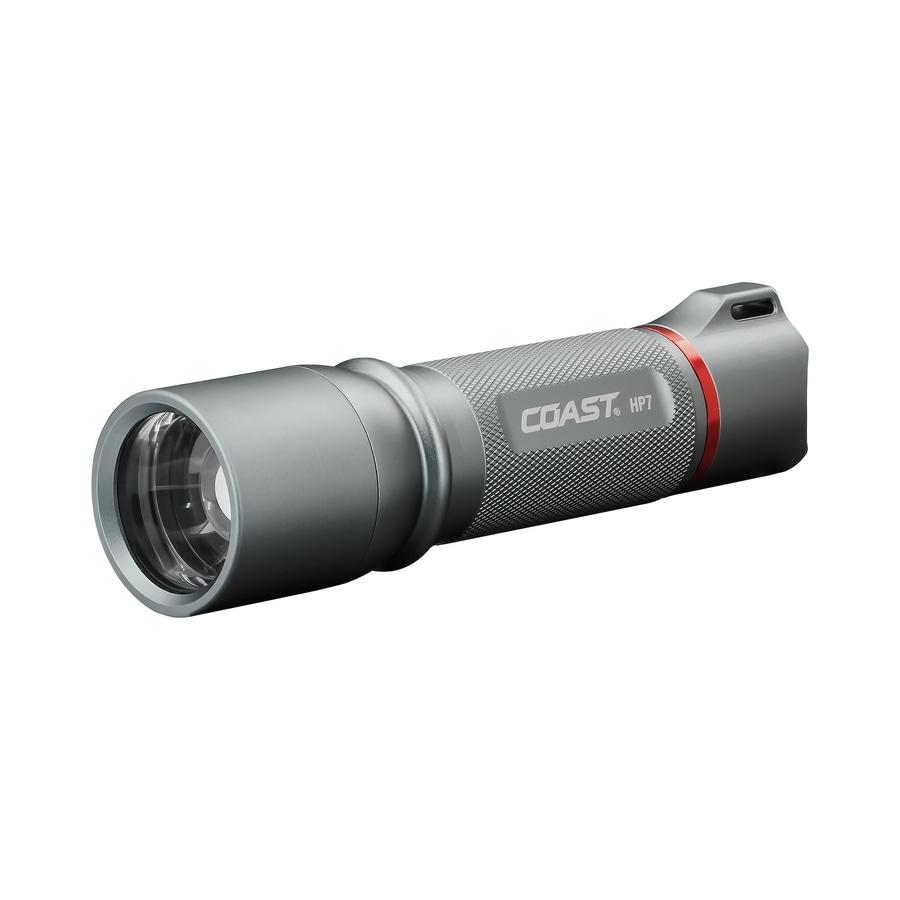 Coast 410-Lumen LED Handheld Battery Flashlight (Battery Included)