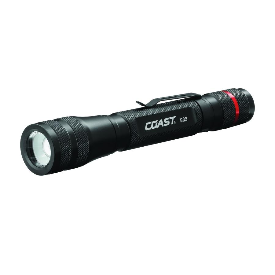 Coast 355-Lumen LED Handheld Flashlight