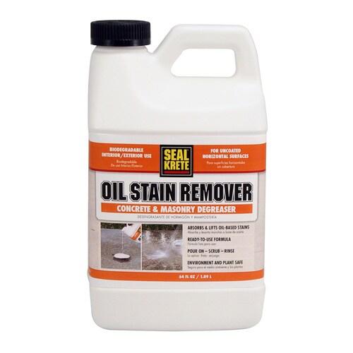 Seal Krete 1 2 Gallon Oil Stain Remover