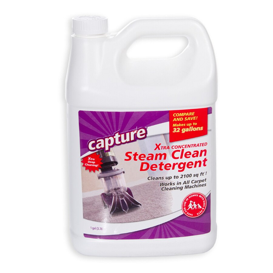 Capture Professional Steam Clean Detergent 128 oz