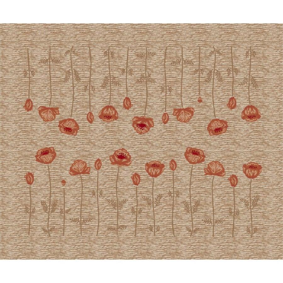 Milliken Poppy Multicolor Rectangular Indoor Tufted Area Rug (Common: 10 x 13; Actual: 129-in W x 158-in L)