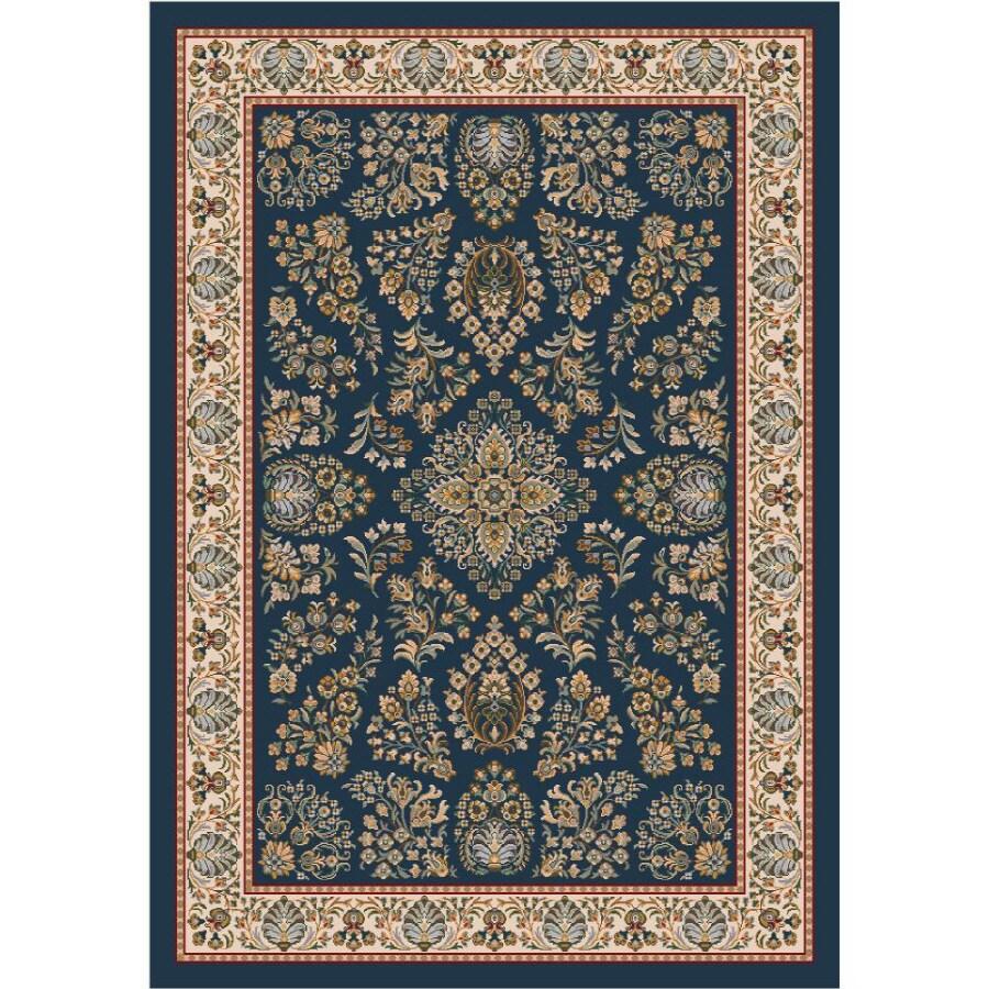 Milliken Halkara Multicolor Rectangular Indoor Tufted Area Rug (Common: 5 x 8; Actual: 64-in W x 92-in L)