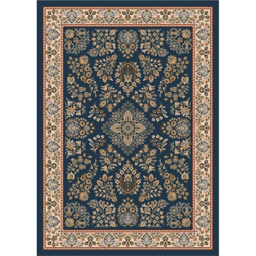 Milliken Halkara Multicolor Rectangular Indoor Tufted Area Rug (Common: 8 x 11; Actual: 92-in W x 129-in L)