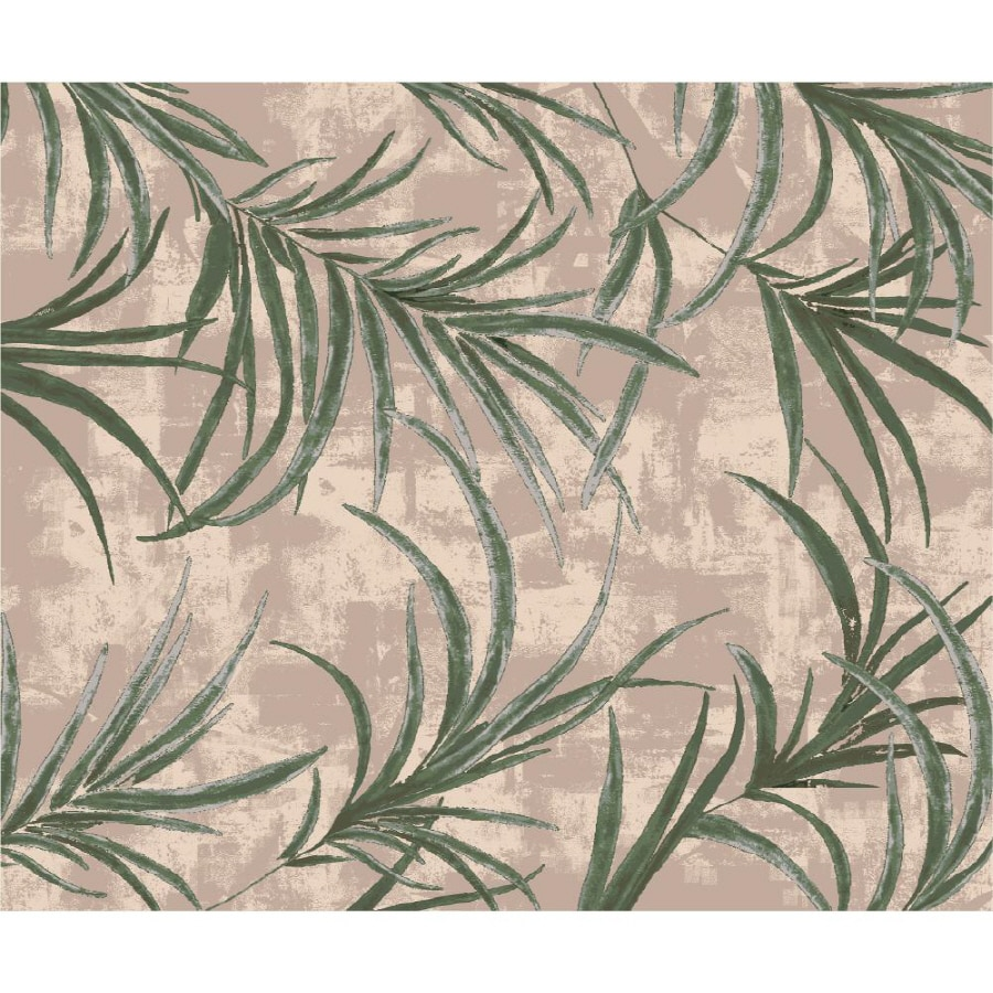 Milliken Rain Forest Rectangular Cream Floral Tufted Area Rug (Common: 10-ft x 13-ft; Actual: 10.75-ft x 13.16-ft)