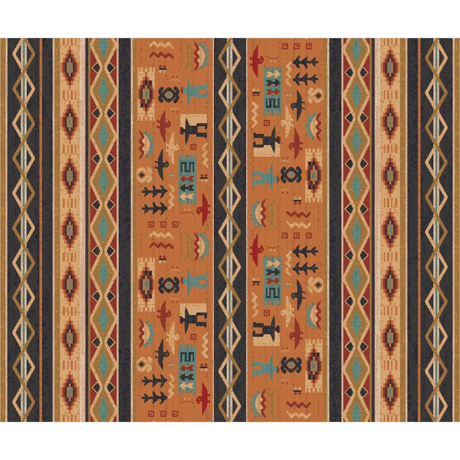 Milliken Wide Ruins Multicolor Rectangular Indoor Tufted Area Rug (Common: 10 x 13; Actual: 129-in W x 158-in L)
