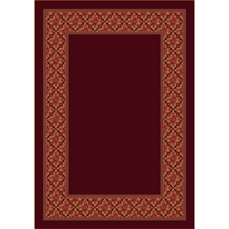 Milliken Abbott Multicolor Rectangular Indoor Tufted Area Rug (Common: 5 x 8; Actual: 64-in W x 92-in L)