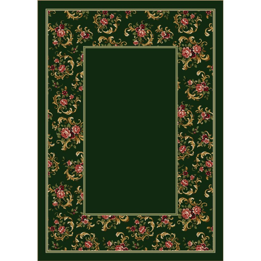 Milliken Heirloom Multicolor Rectangular Indoor Tufted Area Rug (Common: 4 x 6; Actual: 46-in W x 64-in L)