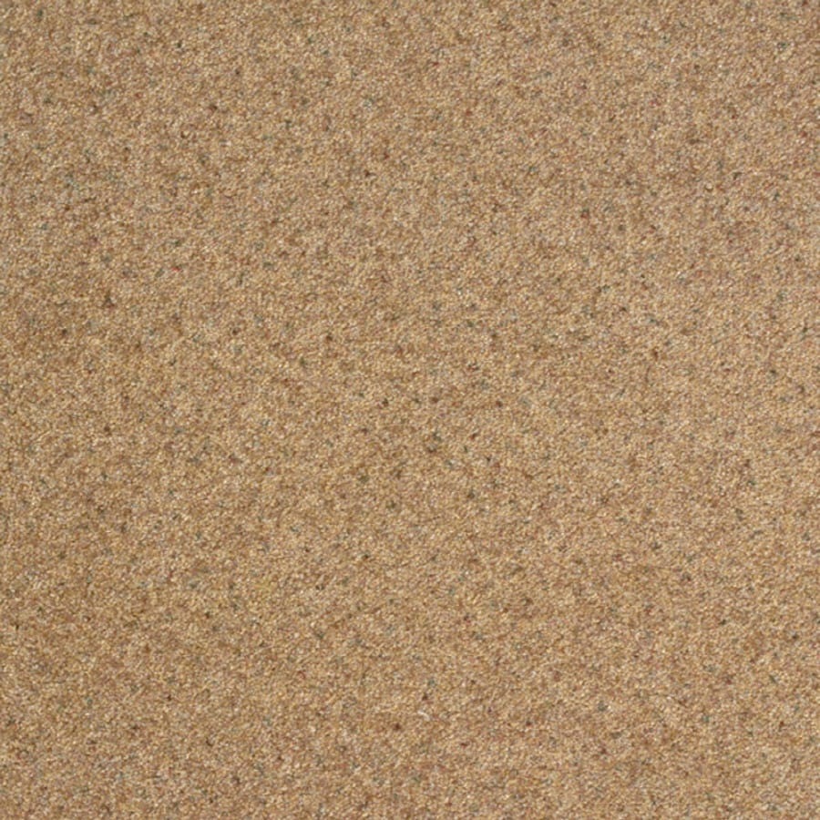 Legato 12-Pack 19.7-in x 19.7-in Autumn Harvest Textured Adhesive-Backed Carpet Tile