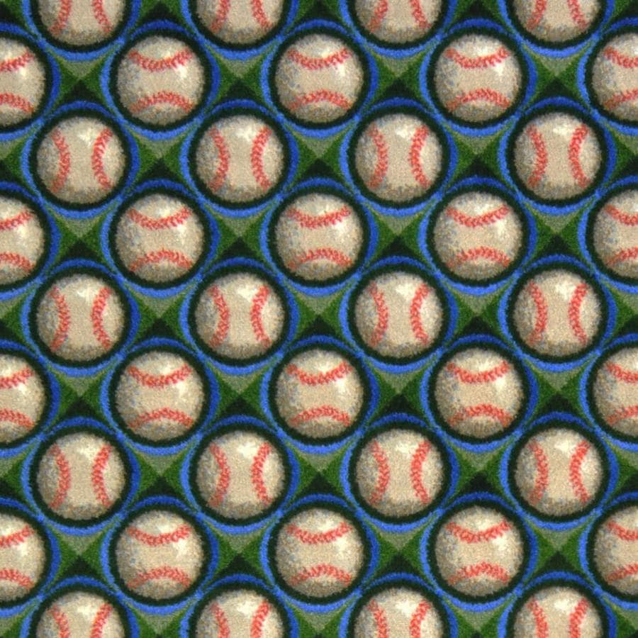 Joy Carpets Sports Fan Spring Training Interior Carpet