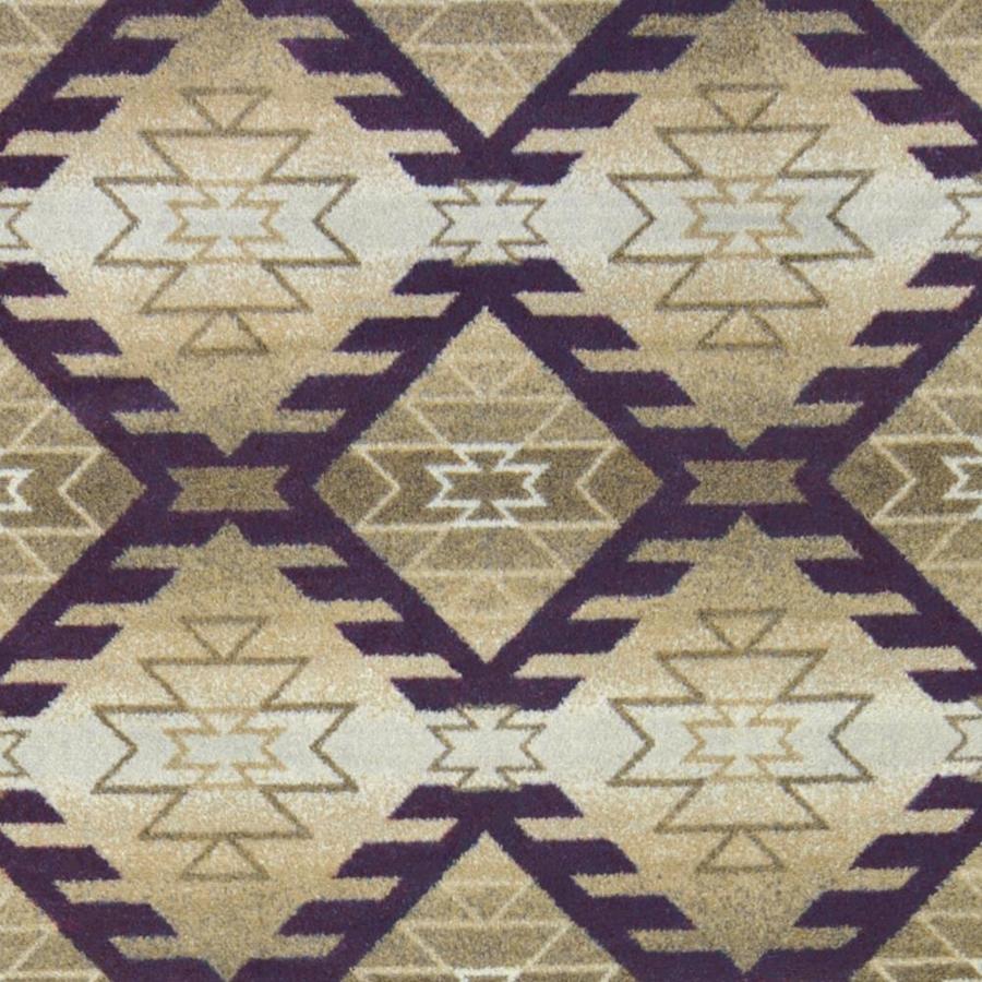 Joy Carpets Kaleidoscope Twilight Cut and Loop Indoor Carpet