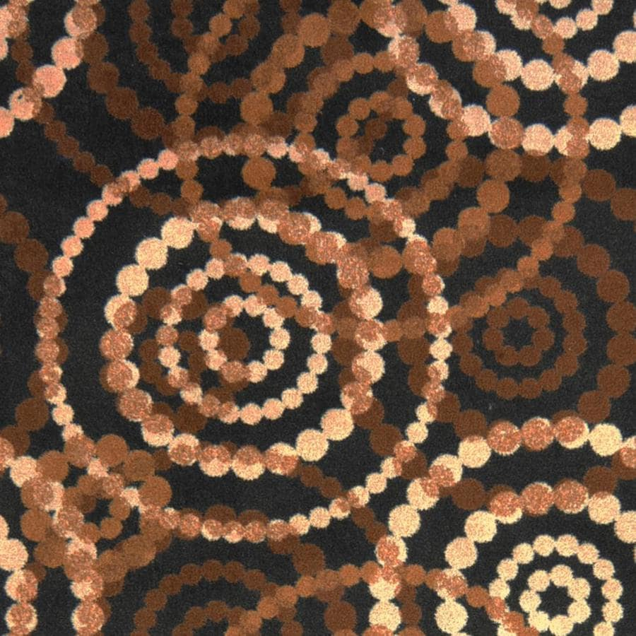 Joy Carpets Kaleidoscope Desert Cut and Loop Indoor Carpet