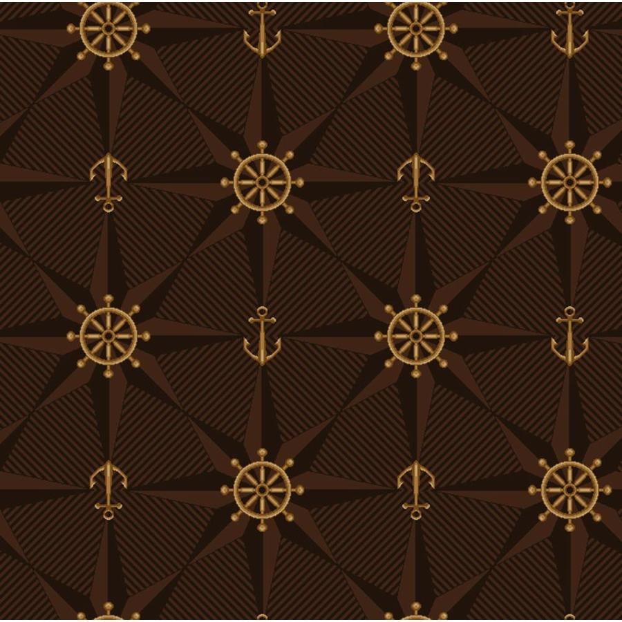 Joy Carpets Kaleidoscope Chocolate Interior Carpet