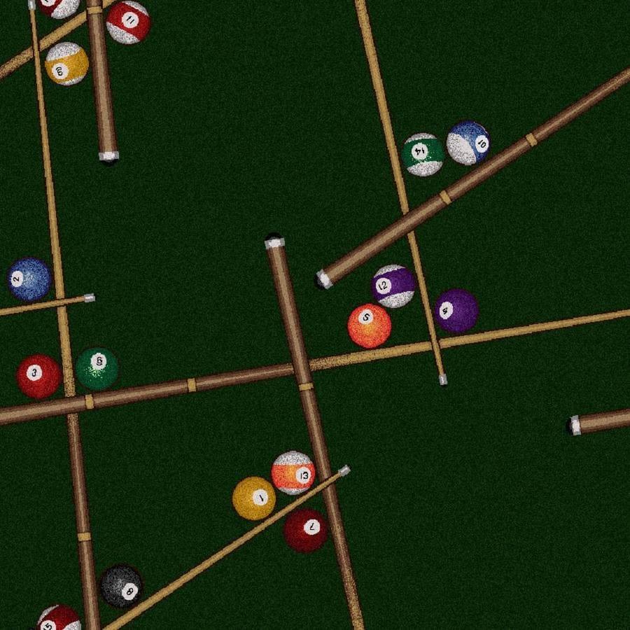Joy Carpets Games People Play Emerald Interior Carpet