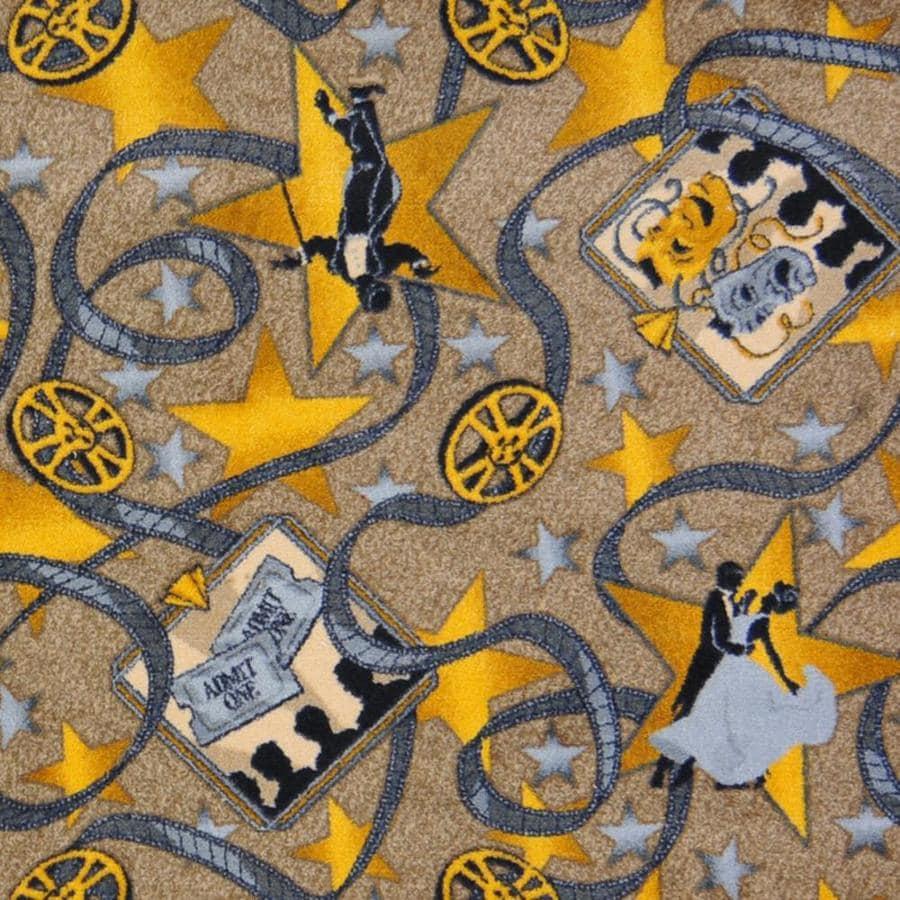 Joy Carpets Any Day Matinee Taupe Interior Carpet