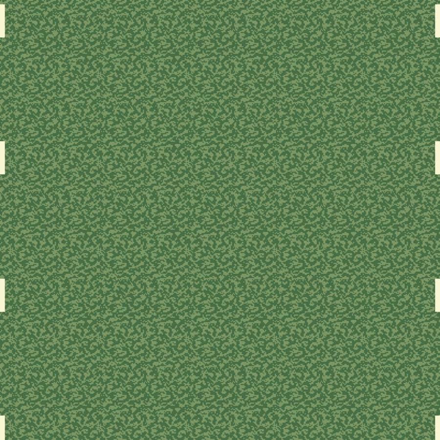 Joy Carpets Sports Fan Grass Cut and Loop Indoor Carpet