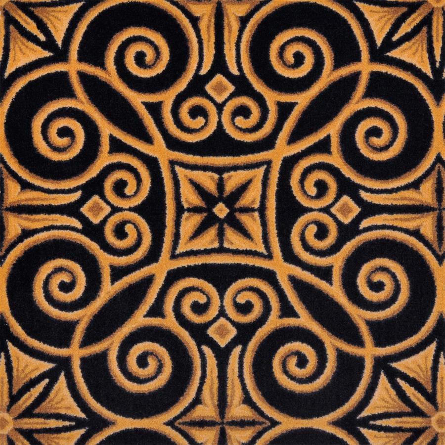 Joy Carpets Any Day Matinee Black Interior Carpet