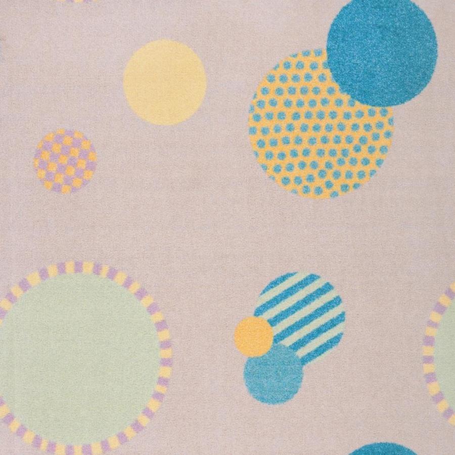 Joy Carpets Playful Patterns Multicolor Interior Carpet