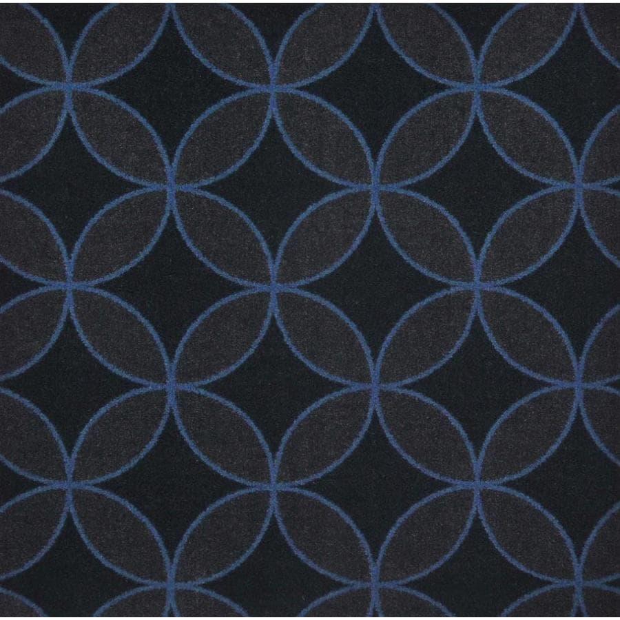 Joy Carpets Kaleidoscope Blue Interior Carpet