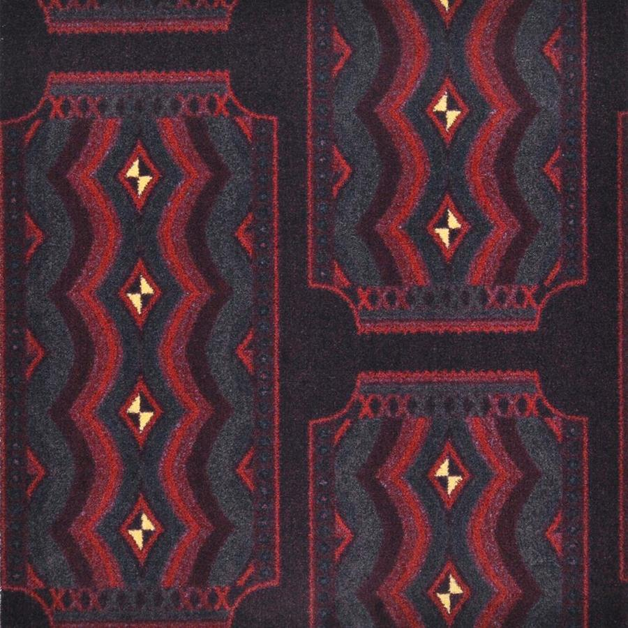 Joy Carpets Any Day Matinee Burgundy Interior Carpet