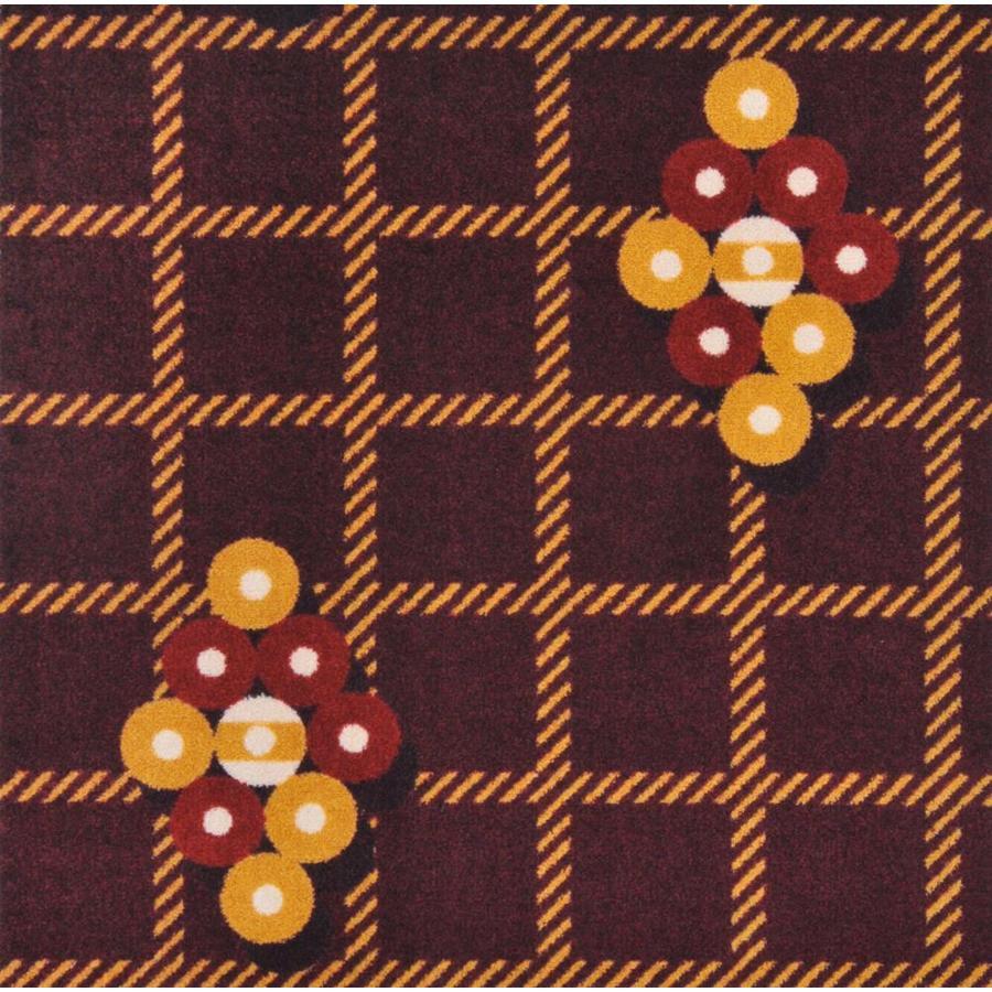 Joy Carpets Games People Play Burgundy Interior Carpet