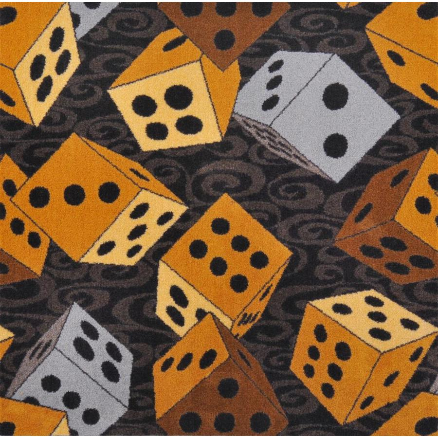 Joy Carpets Games People Play Brown Interior Carpet