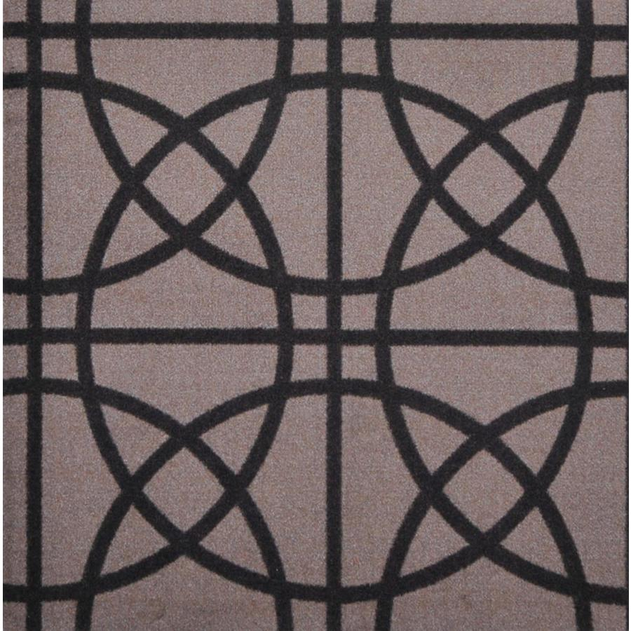 Joy Carpets Sports Fan Brown Interior Carpet
