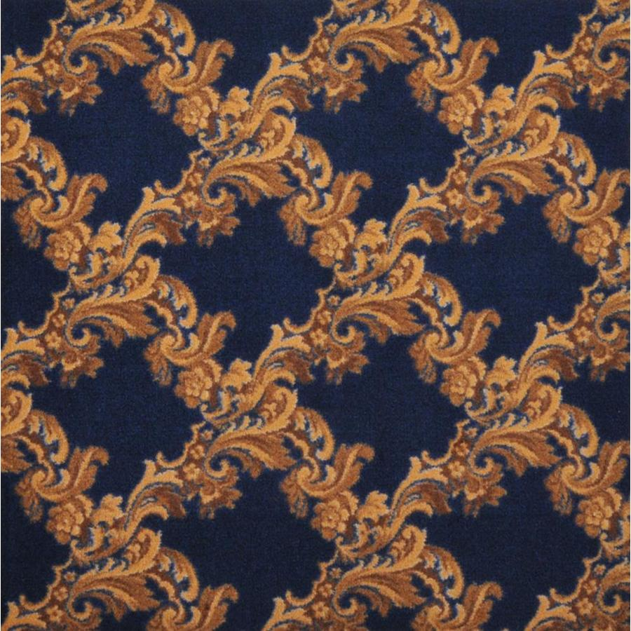 Joy Carpets Any Day Matinee Navy Interior Carpet