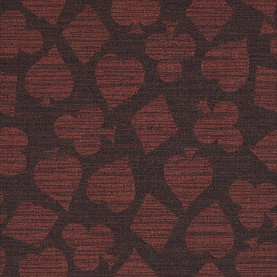 Joy Carpets 5-Pack 39.4-in x 39.4-in Atlantic City Adhesive-Backed Carpet Tile