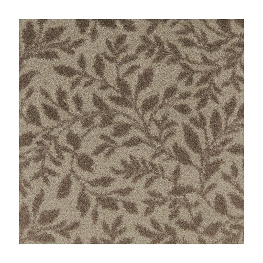 STAINMASTER Natural Breeze Cream Saxony Carpet