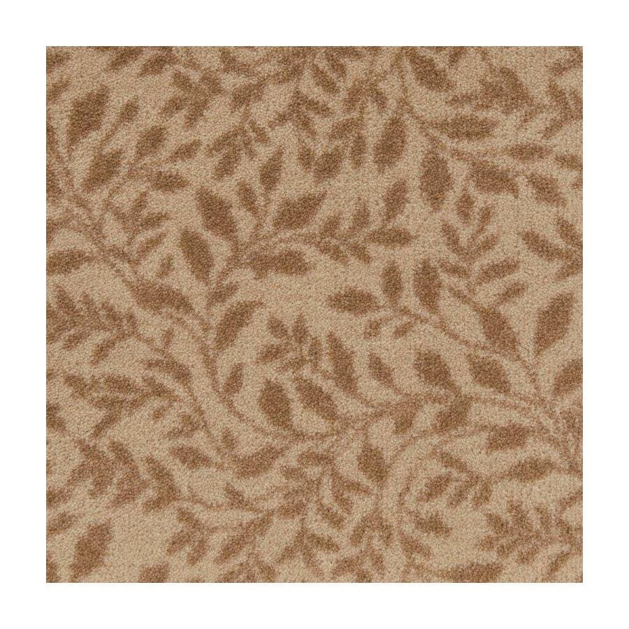 STAINMASTER Active Family Natural Breeze 13.5-ft W x Cut-to-Length Casual Beige Plush Interior Carpet